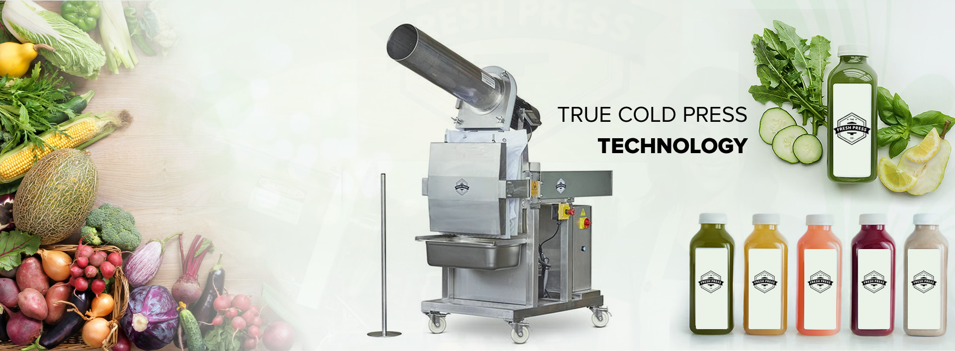 The Fresh Press Best Commercial Cold Press Juicer ...